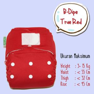 B-dipe True Red