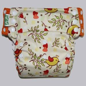 Size 1 New Prints 8-20kg ( 1 Pocket + 1 insert M + 1 training pad) @ Rp. 89.000