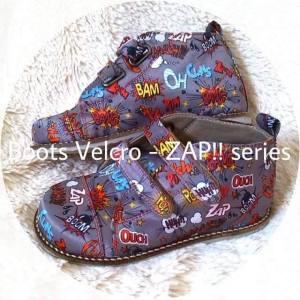 Velcro boots - Zap
