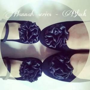 Hannah Series - Black Rp. 200,000 - mom Rp. 180,000 - girl
