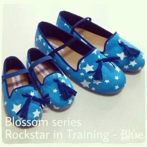 Blossom Series Rockstars in Training - Blue