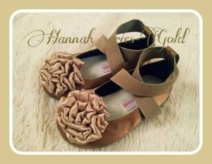 Hannah Series - Gold