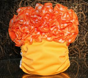 Tutu B-dipe Orange Rp. 85,000 3-15kg