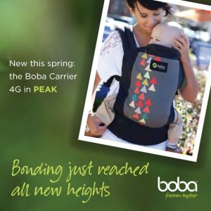 Boba Carrier 4G Peak