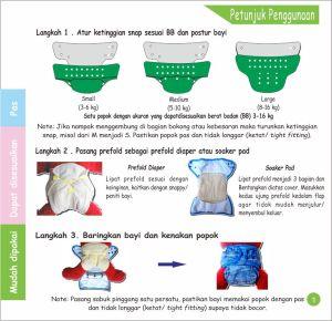 Cara penggunaan cover universal Ecobum