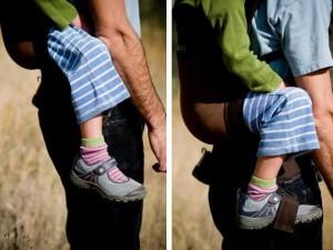 Leg Support untuk Anak Besar