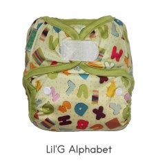 Lil-G Alphabet 2,5-10kg Rp. 79000