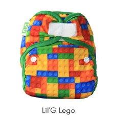 Lil-G Lego 2,5-10kg Rp. 79000