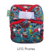 Lil-G Pirates 2,5-10kg Rp. 79000