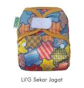 Lil-G Sekar Jagad 2,5-10kg Rp. 79000
