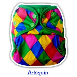 Cover Universal Clodi Ecobum Arlequin