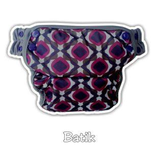 Ecobum pants Batik (PUL) 3-18kg