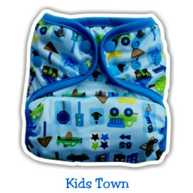 Ecobum Pocket Kids Town