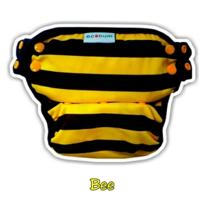 Ecobum Pants Bee (PUL)