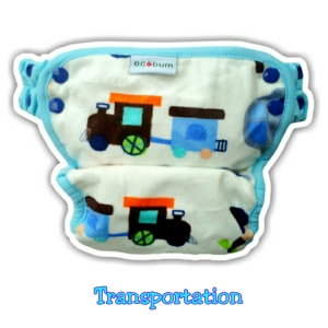 Ecobum pant Transportation MINKY (NEW)