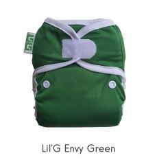 Lil-G Envy Green Rp. 69000 (1 outer dan 2 insert size S)