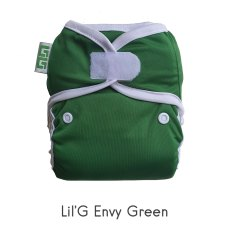 Lil-G Envy Green Rp. 69000 (1 outer dan 2 insert size S)