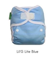 Lil-G Lite Blue Rp. 69000 (1 outer dan 2 insert size S)