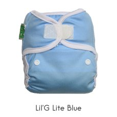 Lil-G Lite Blue Rp. 69000 (1 outer dan 2 insert size S)