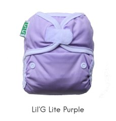 Lil-G Lite Purple Rp. 69000 (1 outer dan 2 insert size S)
