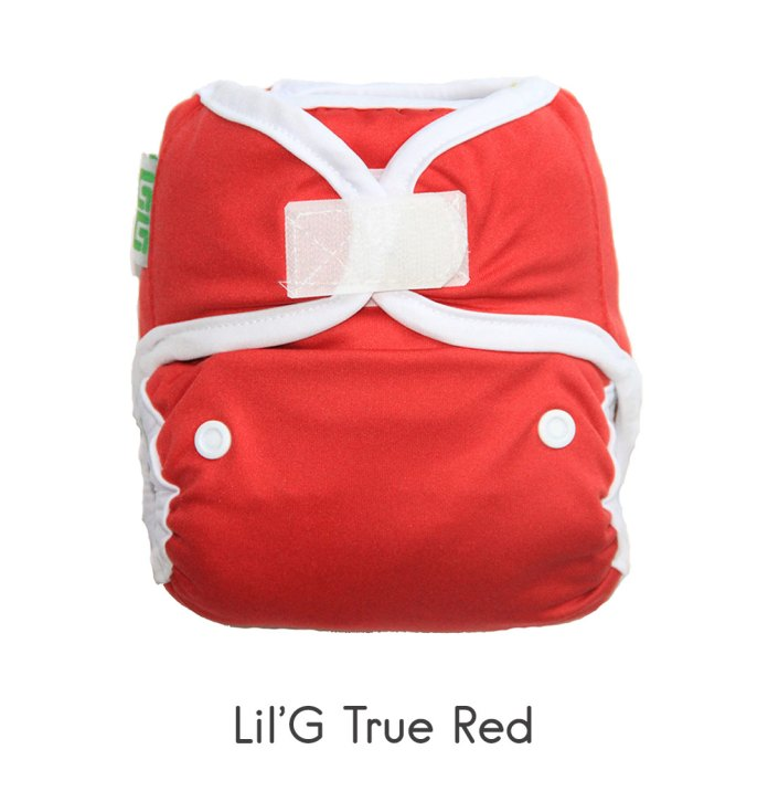 Lil-G True Red Rp. 69000 (1 outer dan 2 insert size S)