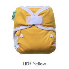 Lil-G Yellow Rp. 69000 (1 outer dan 2 insert size S)